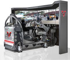 racing f1 racing race sim training motion simulator sim race