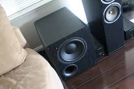 use car subwoofer in home theater audiophile on a budget u2013 geekometry