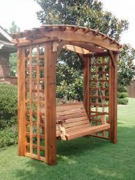 arbor swing plans japanese pergola swing bench arbor swing bench garden swing