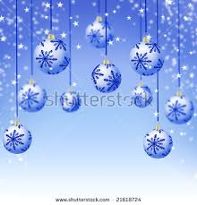 best tree balls on light stock illustration 21618724