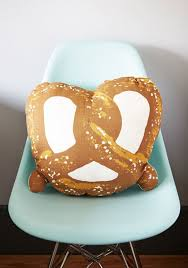 these 12 pretzel home decor items are making me thirsty offbeat