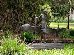 Botanic Gardens Brisbane City Artwork In Our Gardens Oxley Library