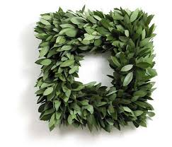 fresh real myrtle frame wreath 45 99 seasonal real wreaths