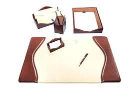 parure de bureau en cuir parure bureau cuir parure de bureau en cuir sous porte