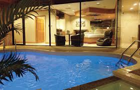 swimming pool room paradise swimming pool suite sybaris romantic weekend getaways