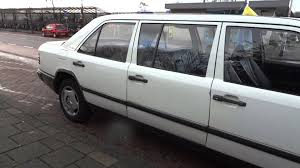 mercedes benz w124 limousine 300d manual 6 door limo in castricum