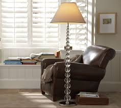 Fillable Floor Lamp Pottery Barn Floor Lamp Lighting And Ceiling Fans