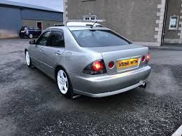 lexus is200 gumtree uk toyota altezza rs200 z edition not is200 in newry county down