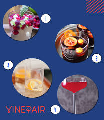4 mouth watering wine cocktails recipes