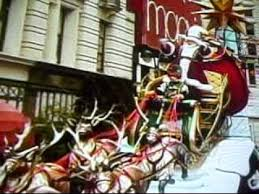 macy s thanksgiving day parade santa claus
