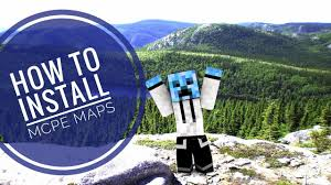 Mpce Maps How To Install Mcpe Maps 1 1 0 Youtube
