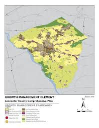 Lancaster Map Sprawling Development Is Eating Up Lancaster County Open Space At