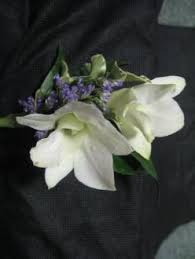 Orchid Boutonniere Hartland Flowers Inc Double Dendrobium Orchid Boutonniere Hartland