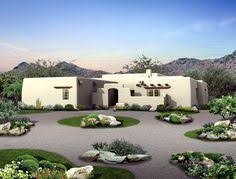 southwest style home plans adobe house plan with 2015 square and 3 bedrooms from