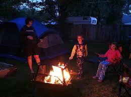Camping In The Backyard 2011 June U2014 Pretendingsanity
