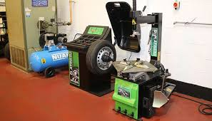 Motorcycle Tire Changer And Balancer Geg Garage Equipment Showroom Automotive Servicing Equipment