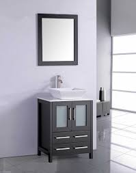 24 Bathroom Vanity With Drawers 24 Inch Bathroom Vanity Cabinet And Collection Pictures Cittahomes