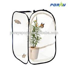 pop up insect and butterfly habitat terrarium pop up mesh net