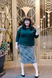 what to wear this thanksgiving featuring gwynnie bee