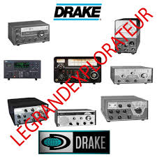 ultimate drake ham radio operation repair service manuals pdfs