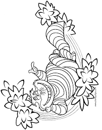 alice wonderland coloring pages 2 disney coloring book