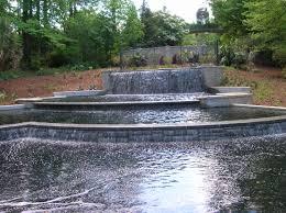 Botanical Gardens In Atlanta Ga by Atlanta Botanical Gardens Waterfall Roman Fountains
