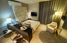 Studio Unit Interior Design Savanna Sands Pattaya Affordable Studio Condos