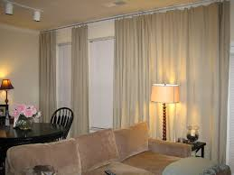 Covering A Wall With Curtains Ideas Covering An Entire Wall With Curtains Gopelling Net