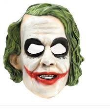 the joker 3 4 mask rubies costumes company inc costume