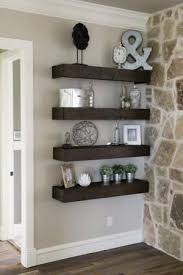 How To Make Floating Shelves by Best 25 How To Make Floating Shelves Ideas On Pinterest