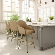 Countertop Stools Kitchen Furniture Amisco Bar Stools Bring Comfort To Your Home Bar Or