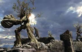 merry and pippin on treebeard tolkiendil