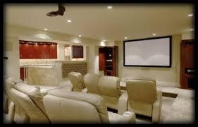 Home Theatre Interior Home Theater Design And Beyond Home Theater - Home theatre interior design pictures