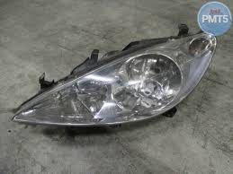 l headlight assembly peugeot 307 2001 buy moskva 9634369580