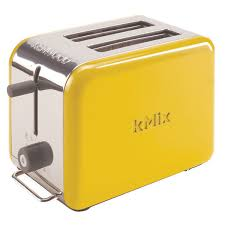 West Bend Quik Serve Toaster Kenwood Kmix Brights Toaster Yellow Pretty And Girly