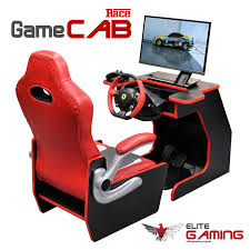 Gaming Desk Uk by Gamecab Racer U2013 Gamecab Flight And Driving Simulation Gaming