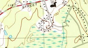 Easton Map Usgenweb Easton Ma Cemeteries