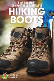 Comfortable Brown Boots 5 Best Hiking Boots Reviews For Men Women U2013 Most Durable U0026 Comfortable