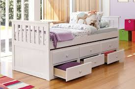 Single Bed Frame With Trundle Fascinating Pop Up Trundle Frame Day Size Daybed With