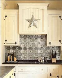 Tin Ceiling Tiles As Backsplash  FresHOUZ - Tin ceiling backsplash