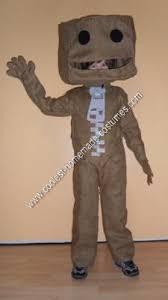 Legolas Halloween Costume Coolest Homemade Sackboy Big Planet Halloween Costume