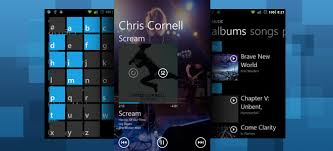 player for android launcherpro developer releases wp7 player look alike for android