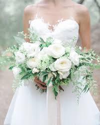 cheap wedding bouquets 20 stunning wedding bouquets with ferns martha stewart weddings