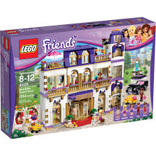 lego friends heartlake city pool play set walmart com