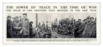the christmas truce of 1914 lewrockwell