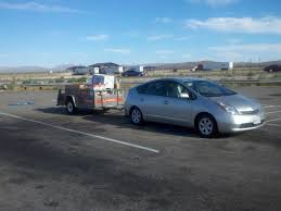 toyota prius questions can a 2006 prius pull a small trailer