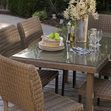 dining room wicker rattan dining chairs with glass windows also