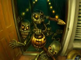 halloween wallpapers scary halloween creatures stock images image 2913994 online get cheap