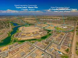 Map Of Chandler Az Top Ranked Schools Near Layton Lakes Gilbert And Chandler Arizona