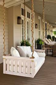 Plans For A Wooden Bench Swing by Best 25 Porch Swings Ideas On Pinterest Porch Swing Front